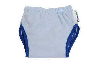 (Small, Blueberry) - Best Bottom Training Pants, Blueberry, Small