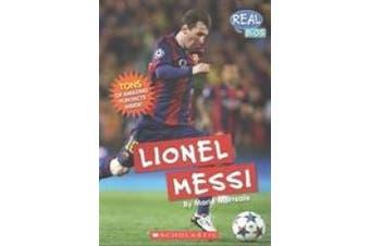 Lionel Messi (Real Bios)