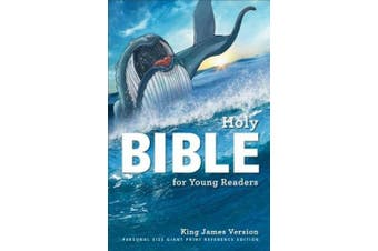 KJV Bible for Young Readers, Hardcover