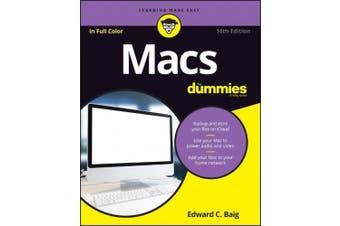Macs for Dummies, 14th Edition