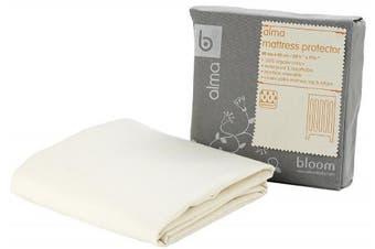 (Small) - Bloom Universal Mattress Protector, Natural Wheat, Small
