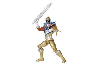 Power Rangers Dino Charge - Gold Ranger Action Hero