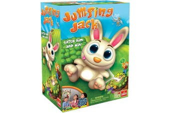 Jumping Jack — Pull Out a Carrot and Watch Jack Jump Game