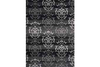 (0.3m3.4m x 0.9m, Grey) - United Weavers of America Dallas Countess Rug, 0.6m x 0.9m, Grey