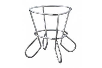 HIC Wire Spiral Ham Holder and Roasting Rack, For Ham up to 3.6kg, 15cm Tall