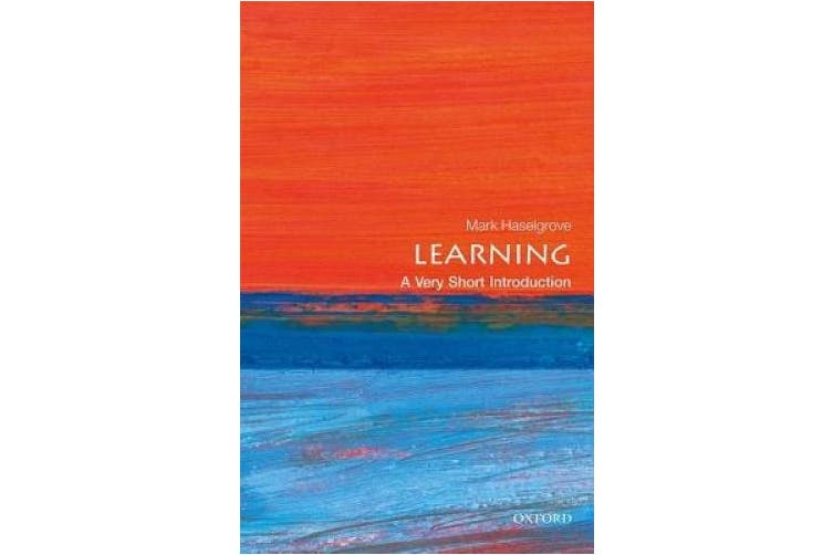 Learning: A Very Short Introduction (Very Short Introductions)