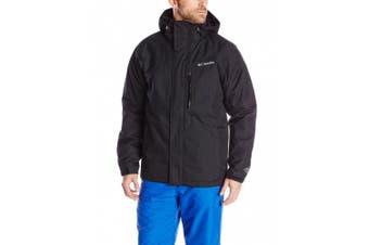 (Large, Black) - Columbia Sportswear Men's Alpine Action Jacket