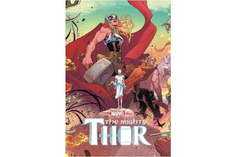 Mighty Thor, Volume 1: Thunder in Her Veins