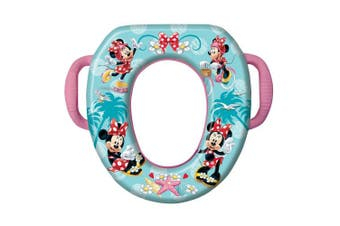 "(Minnie Mouse ""Summer Fun"") - Disney Soft Potty Seat, Minnie Mouse ""Summer Fun"""
