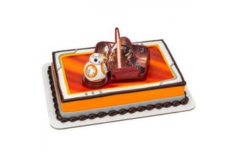 Star Wars The Force Awaken DecoSet Cake Decoration Topper