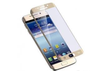 (SAMSUNG S6 EDGE ( GOLD TEMPERED GLASS)) - SS TECH - TEMPERED GLASS SCREEN PROTECTOR (SAMSUNG S6 EDGE ( GOLD TEMPERED GLASS))