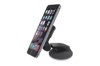 OSO Car Holder, Smart Touch Universal Dashboard & Windscreen Magnet Mount for iPhone, for Samsung Other Smartphones