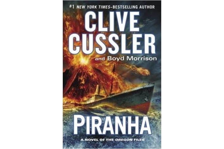 Piranha (Oregon Files)