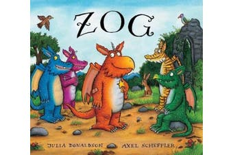 Zog Gift Edition Board Book [Board book]
