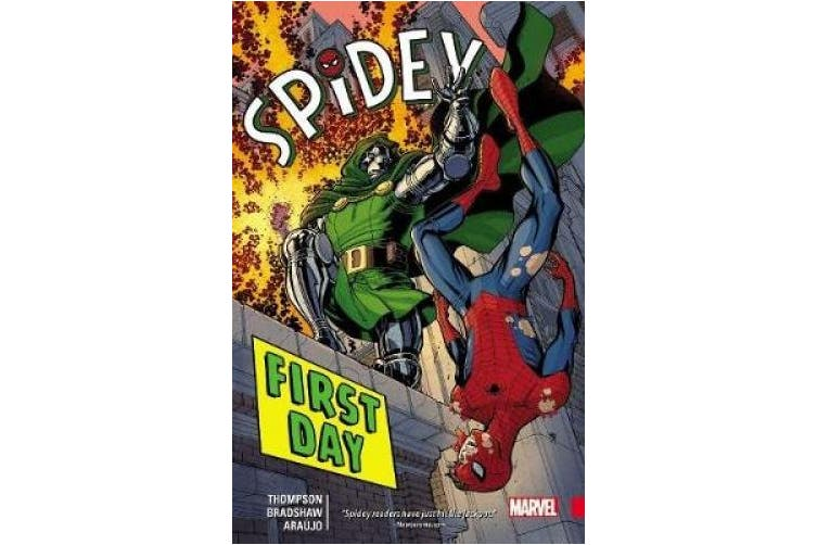 Spidey Vol. 1: First Day: Vol. 1