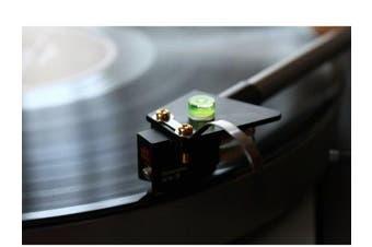Turntable Tonearm Headshell Cartridge Stylus Azimuth VTA Set Up Device mini 8mm Bubble Spirit Level
