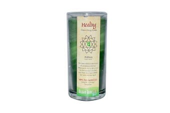 (Healing) - Aloha Bay 0284992 Chakra Candle Jar Healing - 330ml