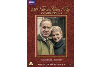 As Time Goes By: Series 1-9 [Region 2]