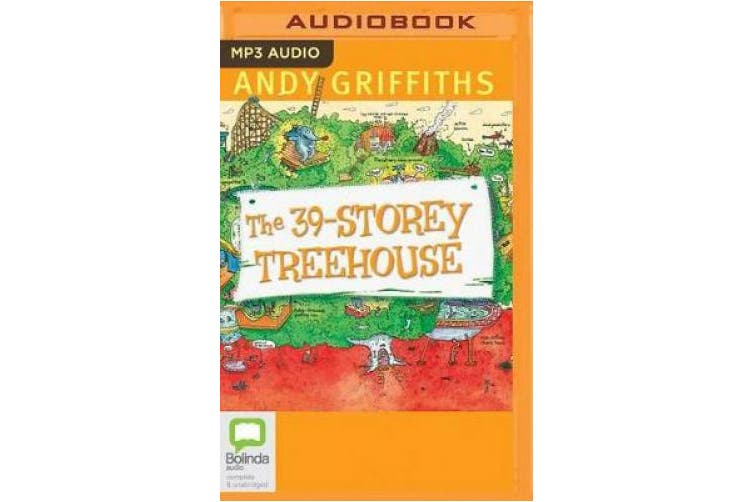 The 39-Storey Treehouse (Treehouse) [Audio]