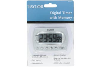 Taylor 584721 Digital Timer with Memory