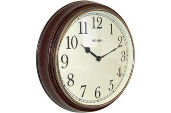 Big Ben 39cm Round Wall Clock