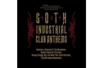 Goth Industrial Club Anthems [Slipcase]