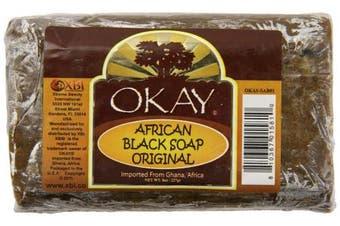 Okay African Black Soap Original, 240ml