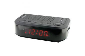 Sylvania SCR1388 AM/FM Clock Radio