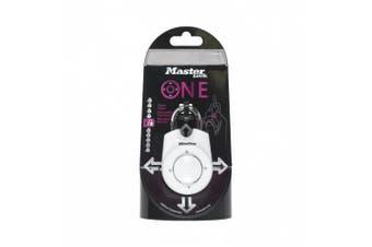 Master Lock One Directional Locking Combination Padlock
