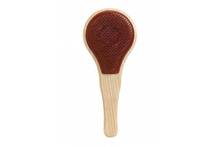 NO TANGLE BRUSH PRO Wood From Michele Mercier NORMAL