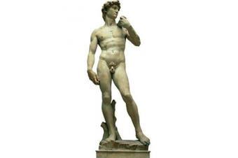 Advanced Graphics Italy Statue of David Cardboard Standup