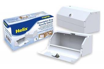 (White, 1 EA) - Helix Prescription Drug Cabinet, White (27050)