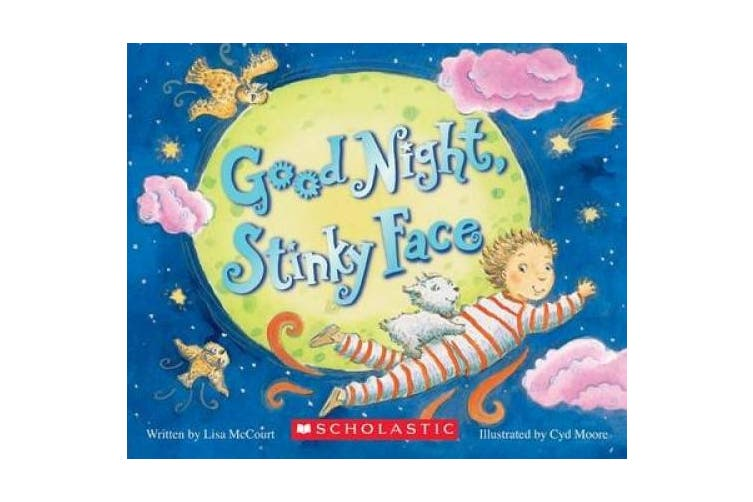 Goodnight, Stinky Face [Board book]