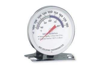 Taylor Hot holding thermometer, NSF listed. Temperature range is 100 to 180°F