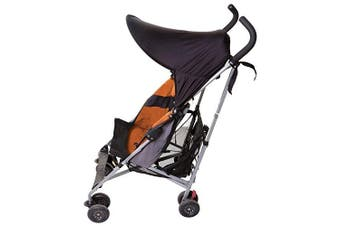 DreamBaby L285 - Strollerbuddy Extenda-Shade Medium - Black