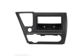 Scosche HA1716B 2013 and Up Honda Civic Aftermarket Stereo Installation Kit, Black