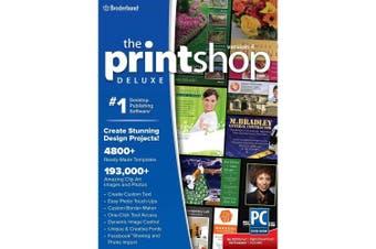 Encore Print Shop Deluxe 4.0