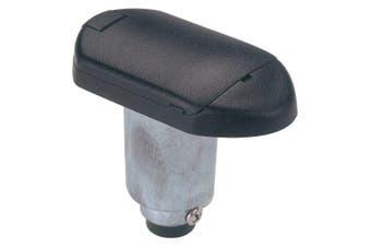 Aqua Signal Heavy Duty Black Plug-In Base