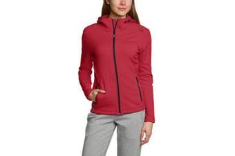 (D42, Pink - Scarlet) - CMP F.lli Campagnolo Women's Fleece Jacket