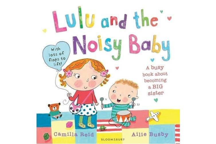 Lulu and the Noisy Baby