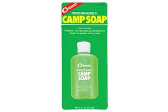 (2 oz) - Coghlan's Unisex Adult Camp Soap - Green