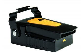 (One Size Fits Most, Black) - Accudart Lazer Toe Line
