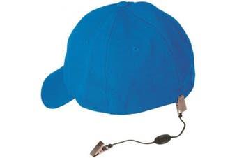 Chums Black Cap Retainer