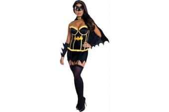 Morris Costumes RU889897MD Wonder Woman Dlx Adult Med