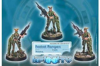 Foxtrot Rangers Sniper (1) Ariadna Infinity Corvus Belli
