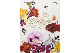 Birdtopia: Colouring Book: Colouring Book