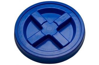 (Blue) - Gamma Seal Lid (3) Quanity (blue)