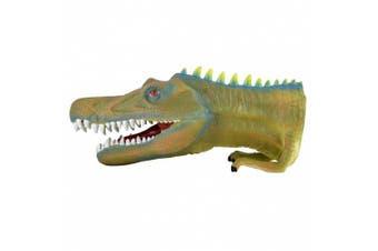 Dinosaur Hand Puppet Realistic Details Jurassic