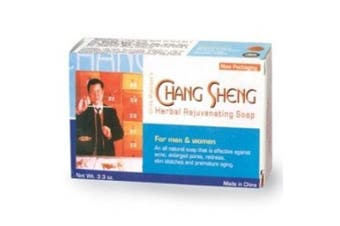 Chang Sheng Herbal Rejuvenating Beauty Soap 2 Bars