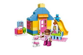 LEGO DUPLO Doc McStuffins Doc McStuffins Backyard Clinic, 10606